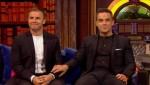 Gary et Robbie interview au Paul O Grady 07-10-2010 E4cae3101824278