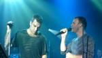 Robbie et Gary  au concert à Paris au Alhambra 10/10/2010 248c2c101962216