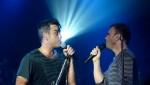 Robbie et Gary  au concert à Paris au Alhambra 10/10/2010 D95ca0101962457