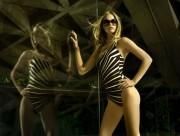 Шелби Китон, фото 9. Shelby Keeton 09 Zeki Triko swimwear line, photo 9