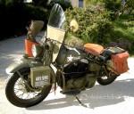 Harley-Davidson 883 XWL Warboy