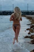 Nov 28, 2010 - Brooke Hogan - Bikini in Miami Beach 186c63108682711