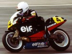 Rocket Ron Haslam