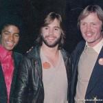 1979 MJ At Jane Fonda Fundraiser 087e9f116223744