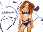 Lily Cole : Very Sexy Wallpapers x 3