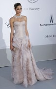 Adds Ana Beatriz Barros at amfAR's Cinema Against AIDS Gala 2011. 19 May, x6