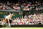 Сабина Лисицки, фото 18. Sabine Lisicki Wimbledon 2011 - SemiFinal Match, photo 18