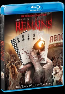 Download Remains (2011) BluRay 720p 700MB Ganool