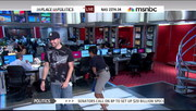 Tamron Hall - BLOWS the World Cup Horn - MSNBC HD 1080i